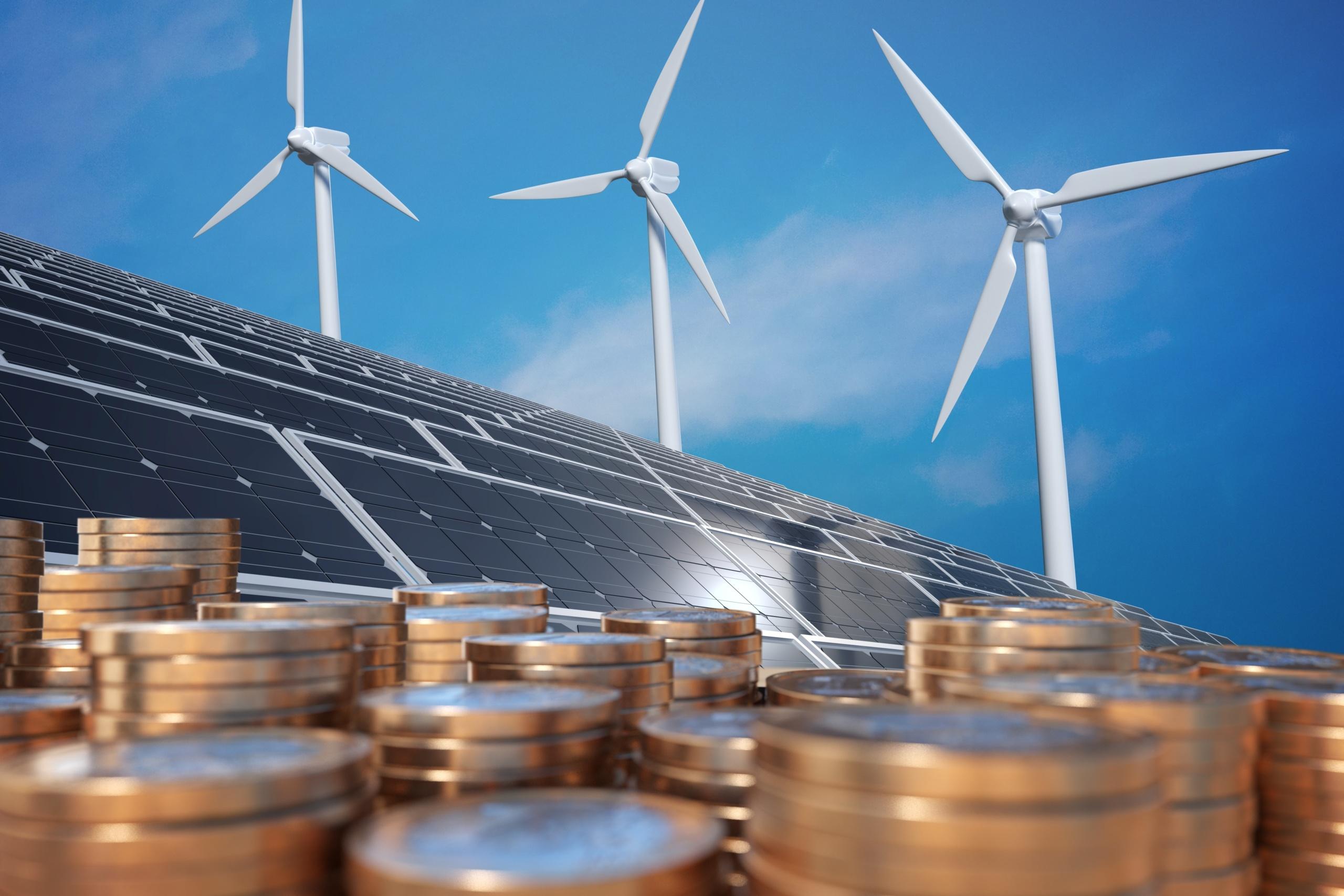 coût énergies renouvelables