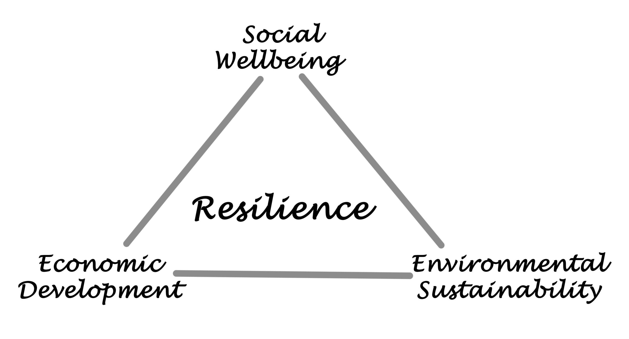 société plus résiliente et durable
