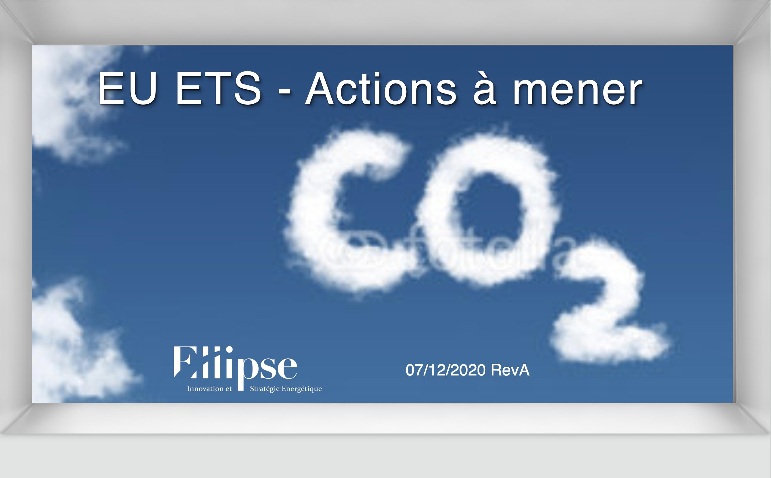 Déclaration Allocation EU ETS